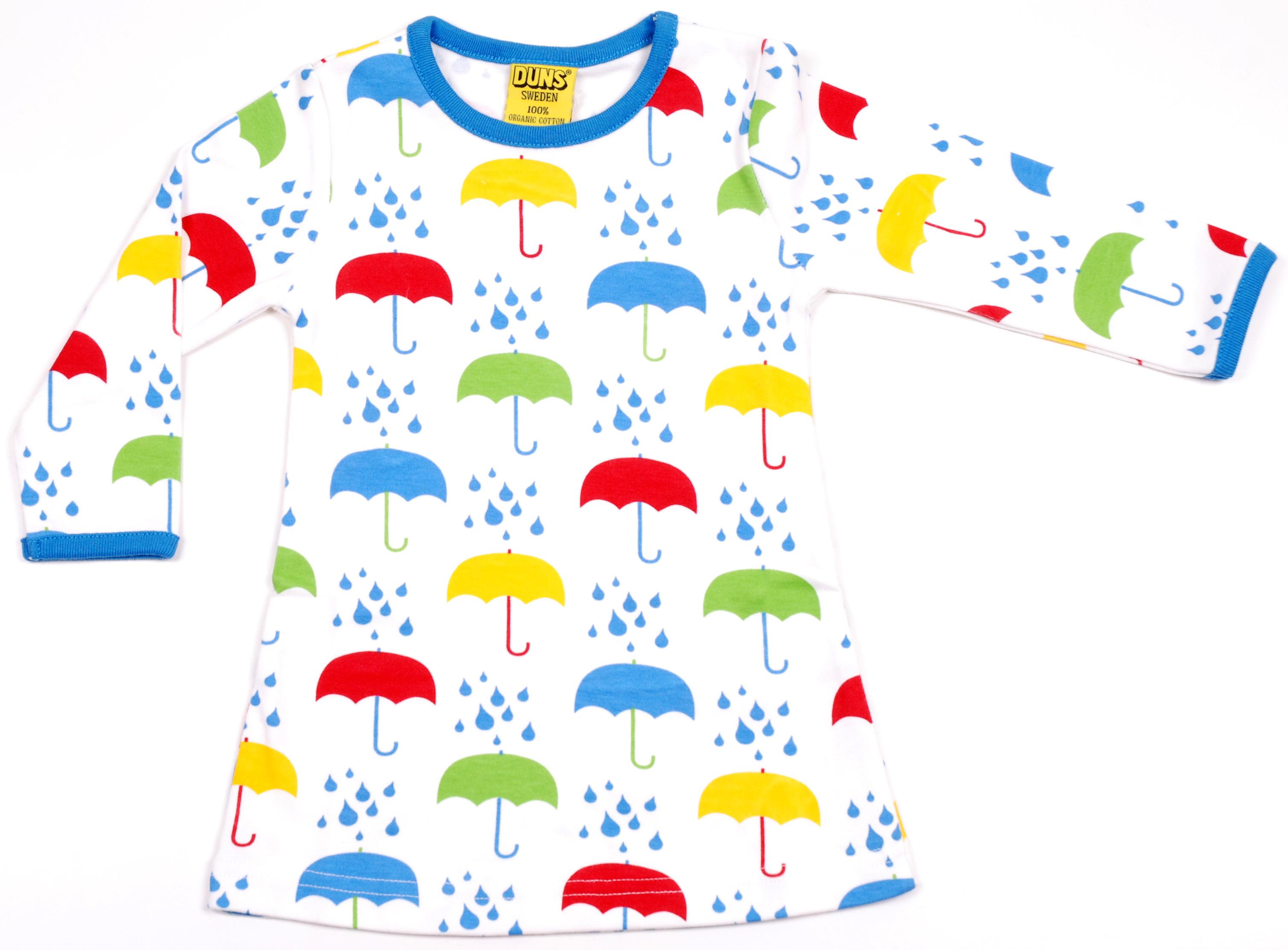 Speelgoed voor goed kinderspel jurk lange mouw paraplu - Paraplu balances ...